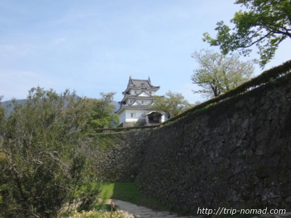 『宇和島城』本丸跡画像