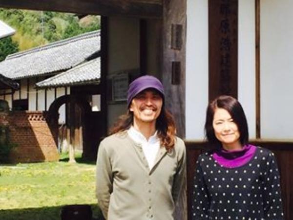 愛媛県宇和島市『古民家』「與那原浩建築設計室」與那原慶子氏画像
