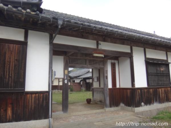 愛媛県宇和島市『古民家』長屋門画像