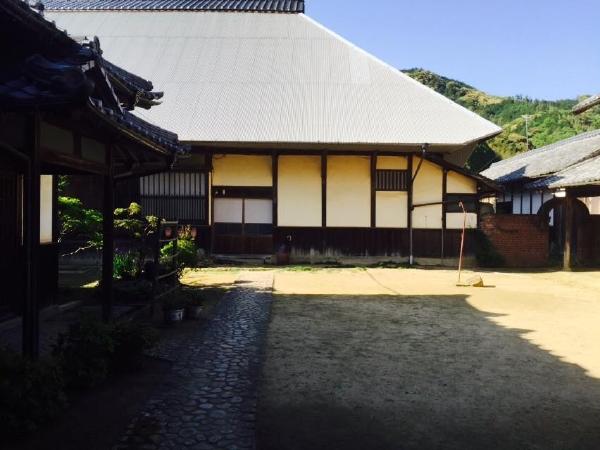 愛媛県宇和島市『古民家』主屋画像