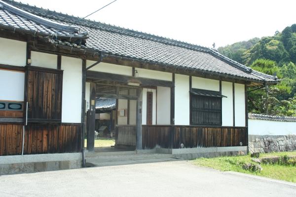 愛媛県宇和島市『古民家』入り口画像