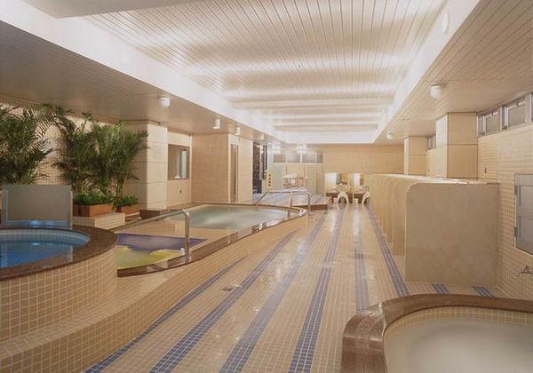 『ウェルビー』栄店大浴場画像