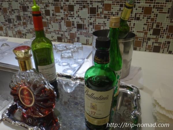 『KALラウンジ』アルコールドリンクのボトル画像