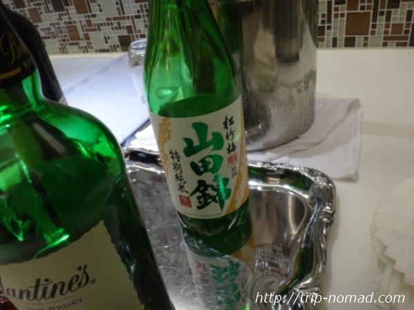 『KALラウンジ』日本酒画像