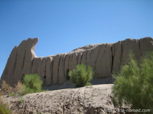 トルクメニスタン世界遺産『メルヴ遺跡』ムハンマド・イブン廟画像