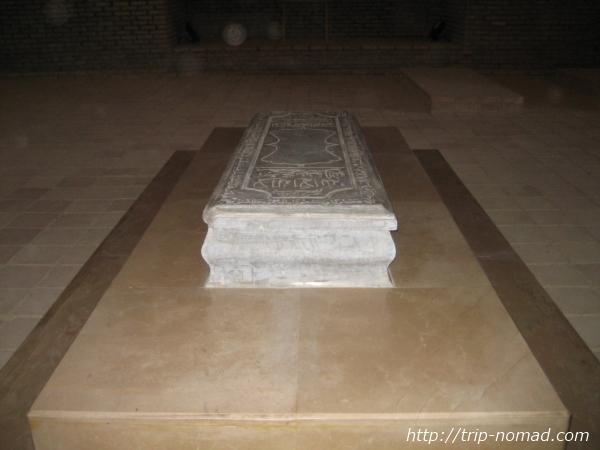 トルクメニスタン世界遺産『メルヴ遺跡』ソルターン・サンジャル廟画像
