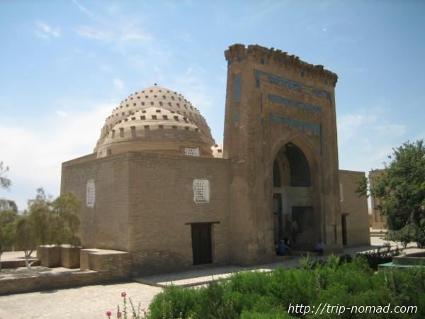 トルクメニスタン世界遺産『クフナ・ウルゲンチ』画像
