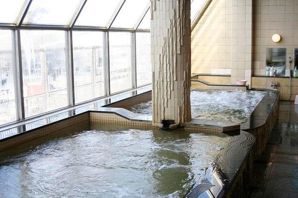 『カプセルイン弘前』大浴場温泉