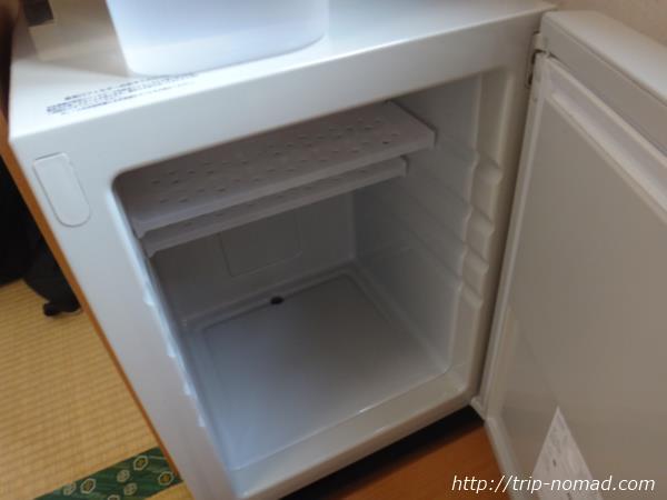 『枕崎シティホテル福住』冷蔵庫