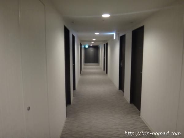 『神戸元町東急REIホテル』廊下