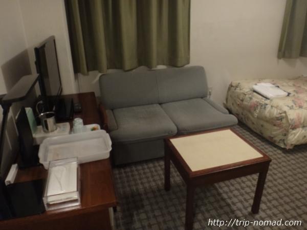 『名古屋クラウンホテル』室内
