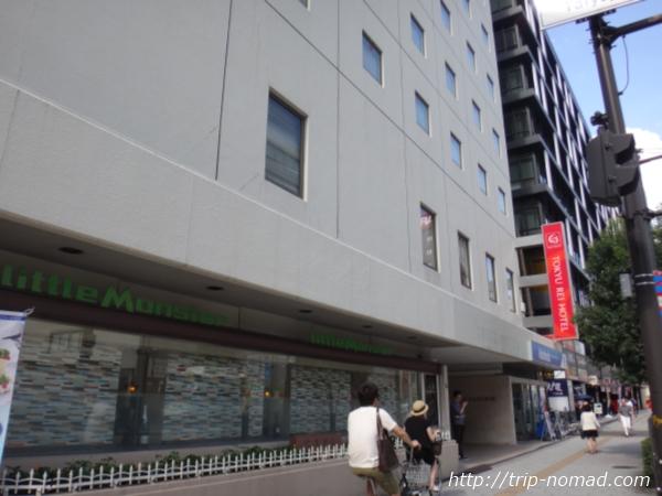 『大阪東急REIホテル』外観