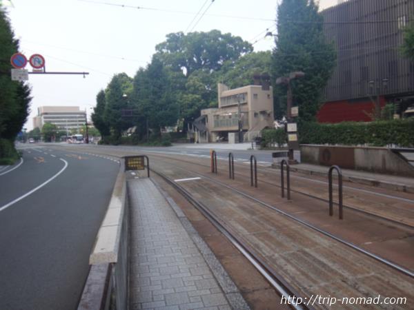 『カプセルホテル ザ・銀座』熊本市電「花畑町」