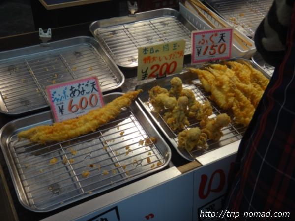 明石『魚の棚商店街』