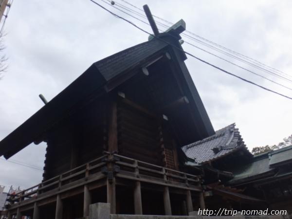 『千代保稲荷神社』