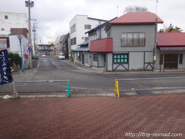 青森県「金木駅」そば