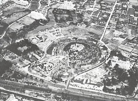1960年頃の『五色塚古墳』の写真