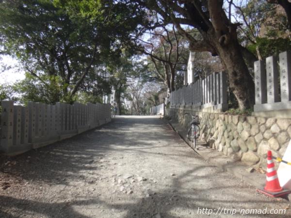 「岡本駅」から『保久良神社』への行き方 神社そば