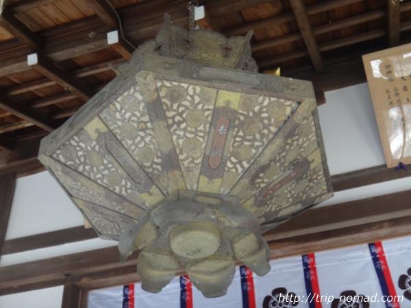 『保久良神社』社殿