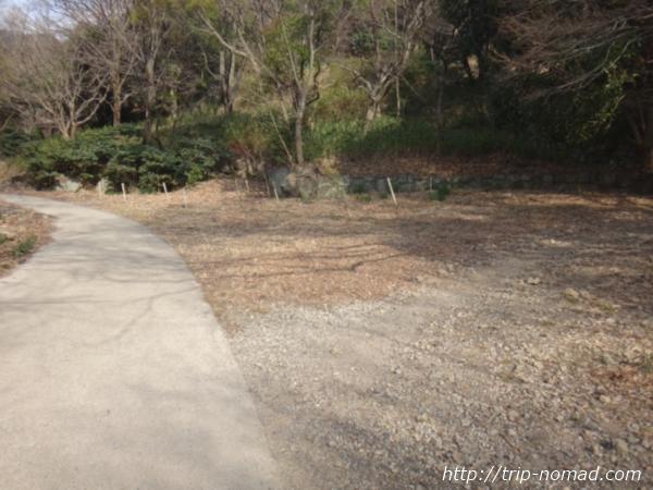 「岡本駅」から『保久良神社』への行き方 金鳥山の山道ショートカットコース