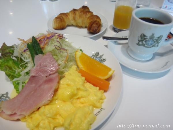 京都『イノダコーヒ』本店「京の朝食」