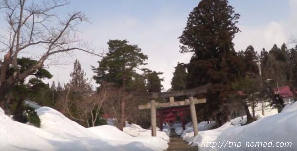 青森県弘前市『岩木山神社』