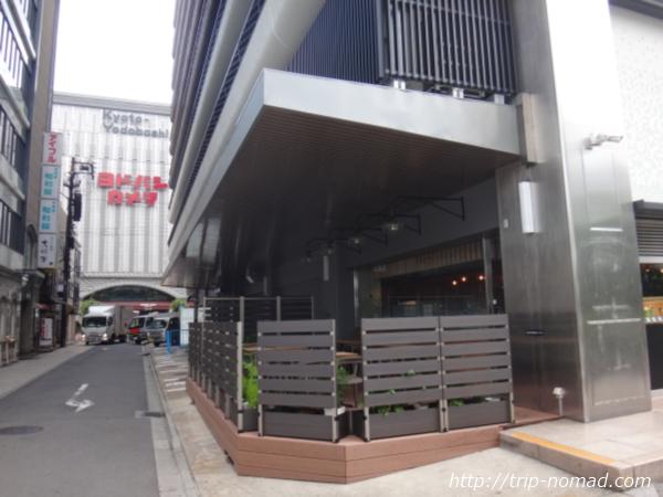 『京都タワー大浴場~YUU~』へ行く裏口