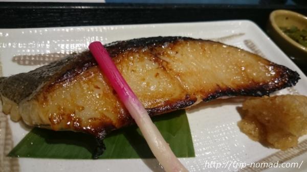 人形町おすすめランチ『魚久 イートイン あじみせ 本店』ぎんだら京粕漬定食