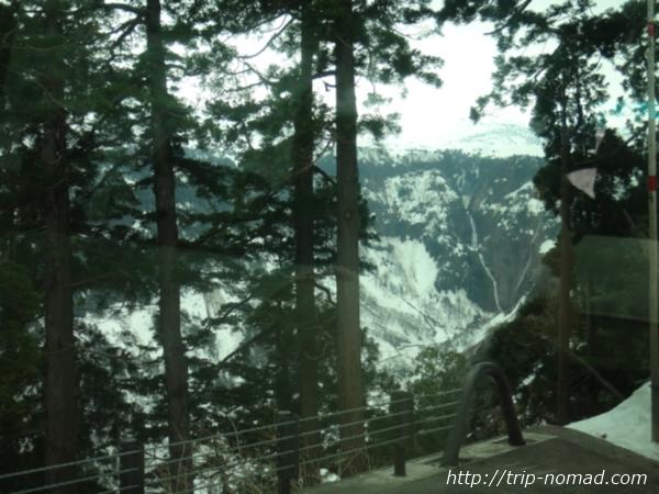 立山黒部アルペンルート「称名滝(しょうみょうだき)」