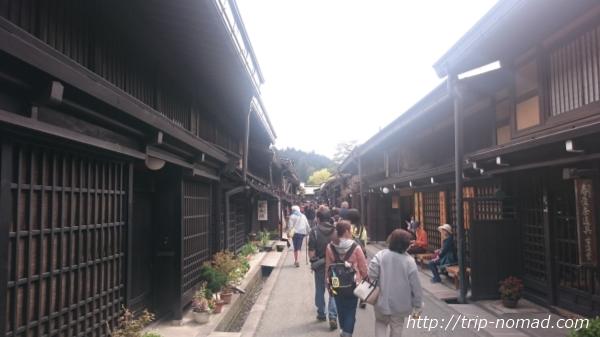 飛騨高山「上三之町」