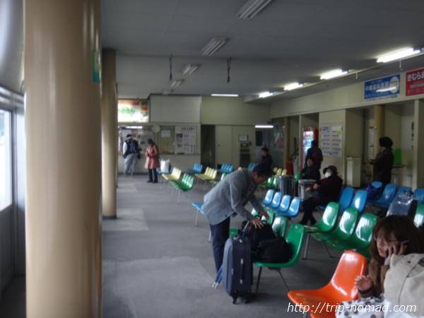 津軽五所川原駅バスターミナル