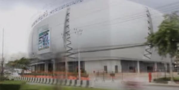 バンコク・ムエタイ『ルンピニー・スタジアム』外観