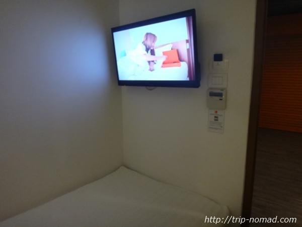 『S ボックス スクンビット ホテル』浴衣とバスタオル