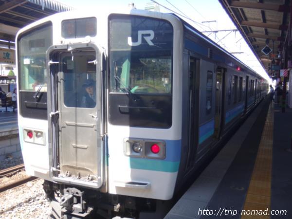 JR「211系」長野色