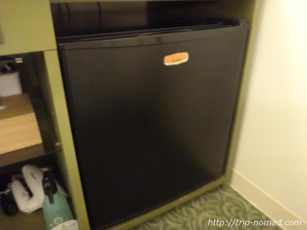 『コートホテル旭川』冷蔵庫