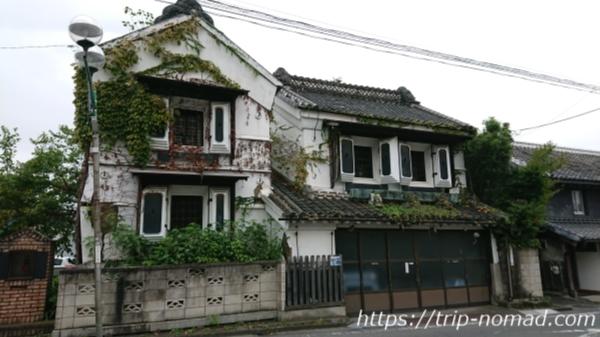 『桐生観光』平田家住宅旧店蔵