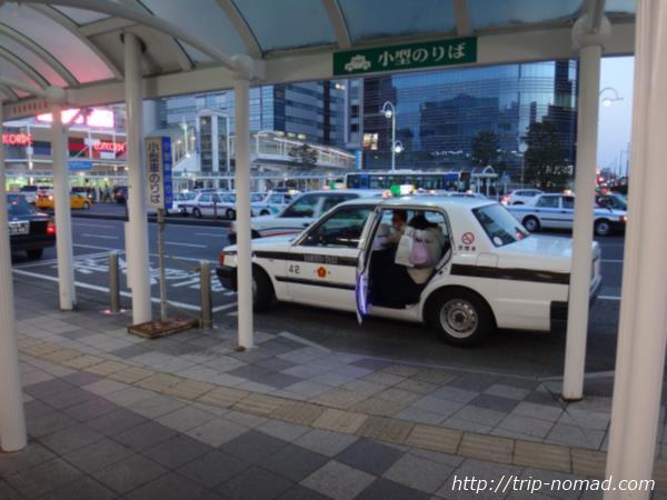 静岡駅南口タクシー乗り場