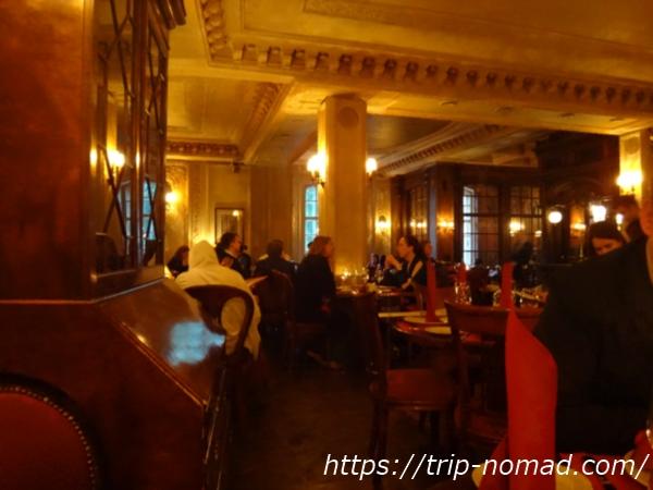 ロシア・モスクワ『カフェ・プーシキン』画像