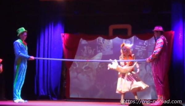 『モスクワ『ククラチョフ猫劇場』体験談』画像