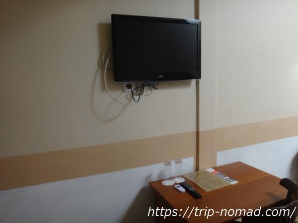 『マトリョーシカ ホテル』テレビ
