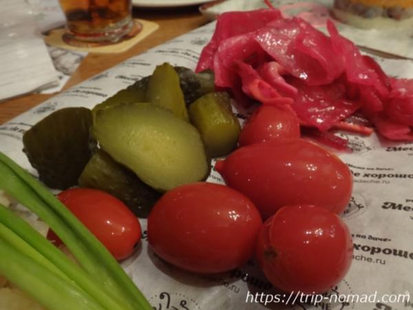 トマトピクルス画像