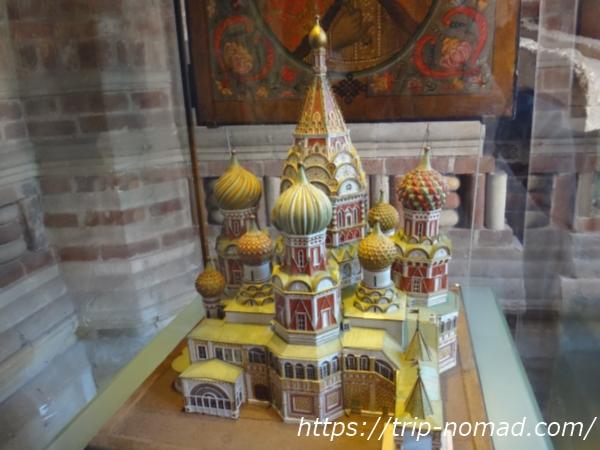 ロシアモスクワ『聖ワシリー大聖堂』ミニチュア