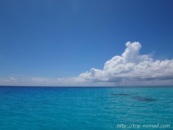 キミシマ環礁無人島画像