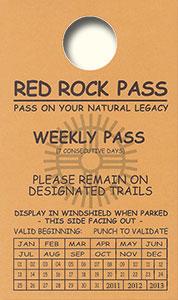 『レッドロックパス(Red Rock Pass)』画像