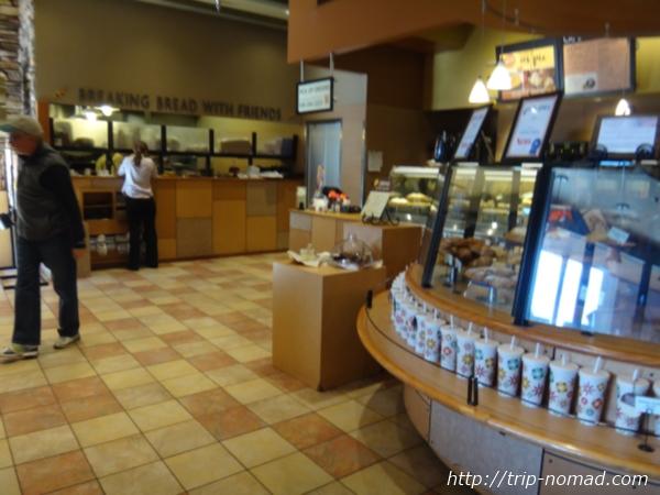 『ワイルドフラワーブレッドカンパニー(Wildflower Bread Company)店内』画像