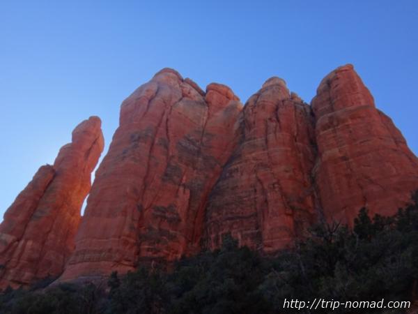 『カセドラルロック(Cathedral Rock)』画像