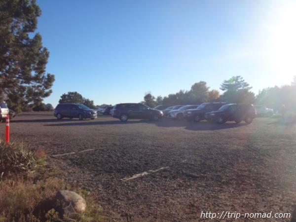 『エアポートメサ(Airport Mesa)』駐車場画像