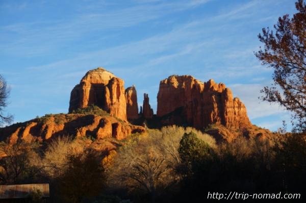 4大ボルテックス『カセドラルロック(Cathedral Rock)』画像