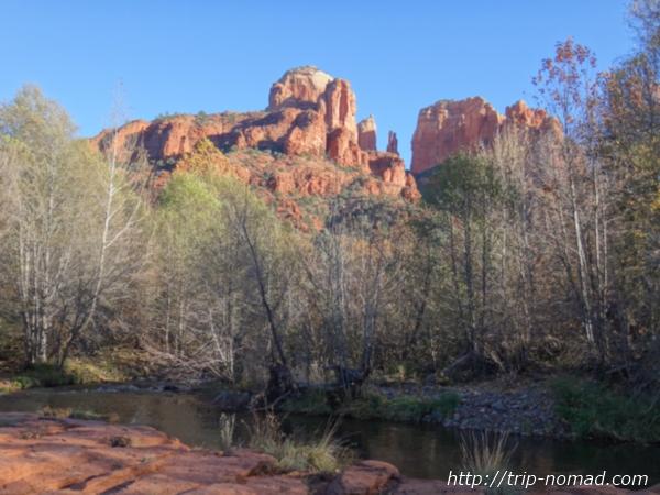 『レッドロック・クロッシング(Red Rock Crossing)』画像