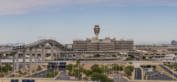 『フェニックス・スカイハーバー国際空港(Sky Harbor International Airport)』画像